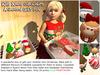 Aphrodite Kids Christmas cupcakes gift box