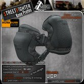 D1-MTG StreetFighter Combatl Knee Protection UCP