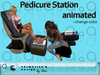Salon   pedicure station   1 set   ad 2013 copy