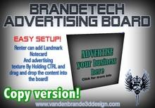 BrandeTech Advertising Board v.1.0 Copy Version