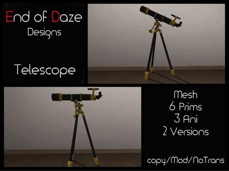 EoD Telescope
