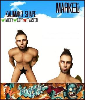 Markel Shapes :: Kalimako :: GIFT!!