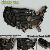 :CP: Wanderer Bookshelf - USA