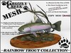 Grizzly Creek Deluxe Rainbow Trout Collection