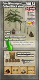 Planta de vino negro (Café) / black wine plant (Coffee) [G&S]