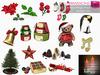 FULL PERM SAVE BIG!!! - Full Perm Mega Pack of Mesh Christmas Decorations - Builder's Kit