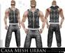 Urban mesh grey