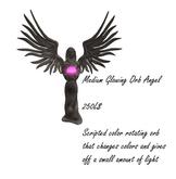 Medium Glowing Orb Angel