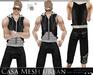 mesh Casa D. S.T.A.R outfit