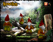 [MS]Gnome Krovilus Tiny Avatar - SPECIAL PRICE!