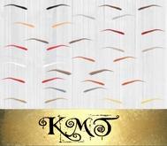 .:::K,M,T:::.AddOnz EyeBrow Templates Vol,7 Full Perm