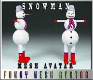 SNOWMAN-MESH