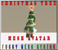 Christmas tree-MESH AVATAR