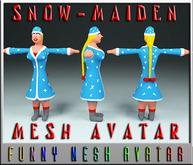 Snow-maiden(mesh))