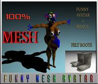 FUNNY-AVATAR-MESH