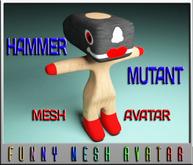HAMMER-MUTANT(MESH)