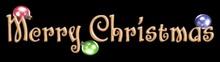 merry christmas sign 4