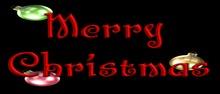 merry christmas sign 14