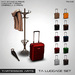 ::TA Luggage Set