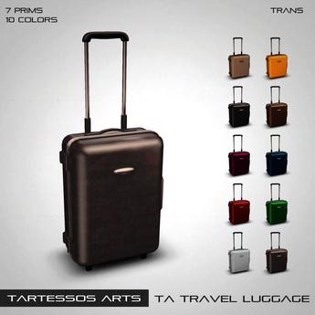 ::TA Travel Luggage