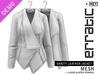 erratic / vanity - leather jacket / DEMO