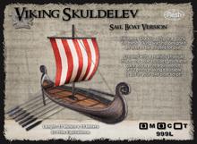 [Forge] Viking Skuldelev Ship (Sail Boat Version)