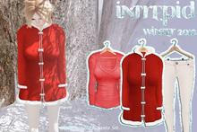 Intrepid:: White Christmas- Santa Red