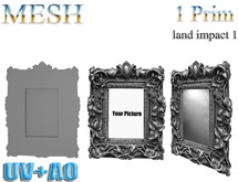 T-3D Creations [Baroque Frame No.3 MESH - Full Perm -