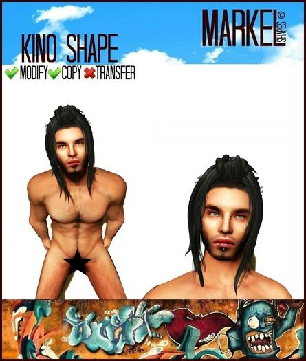 Markel Shapes ::Kino::