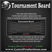 Tournament Board / Competition Board