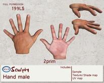 *~M`n B~* Hand male