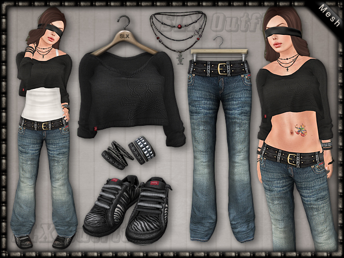 SLX Outfit: Baggy