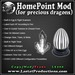 LP HomePoint MOD for Precious Dragons