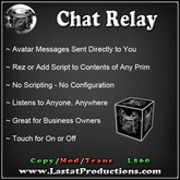 Chat Relay IM / Chat SPY