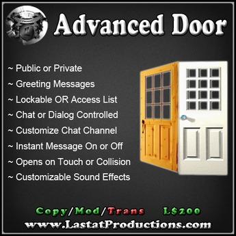 Advanced Rotating Door w/access