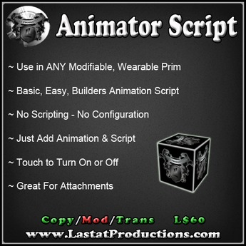 Animator Script