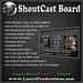 ShoutCast Board / ShoutCast Display / Radio