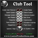 Club Tool / DJ - Dance - Emote - Host HUD