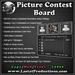 Picture Contest Board / Photo Contest System