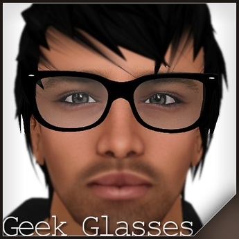 *Zanzo* Vintage Geek Glasses