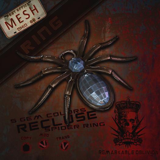 RO - Recluse Spider Ring