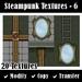 Steampunk Textures - Set 6
