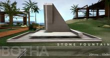 Botha Stone Fountain