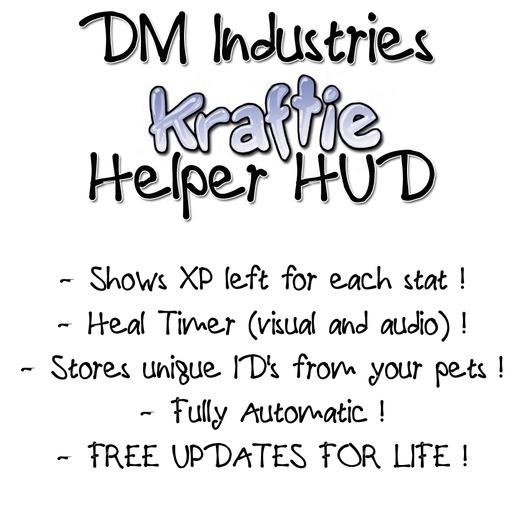 DM Kraftie Helper HUD