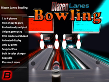 Blazen Lanes Bowling (1 - 4 Players) Copyable Version