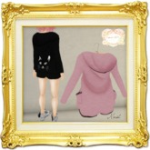 ''{ RoA }'' -Dillydally Roomwear (Pink)