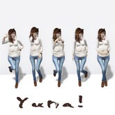 !.[N9] -Yuna Pose ( 11 Pose )