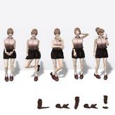 !.[N9] -Lulu Pose ( 11 Pose )