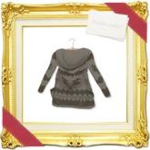 ''{ RoA }'' -Cowichan Hoodie Sweater(BE)