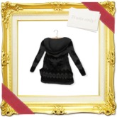 ''{ RoA }'' -Cowichan Hoodie Sweater(DGY)